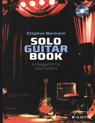 Stephan Bormann: Solo Guitar Book