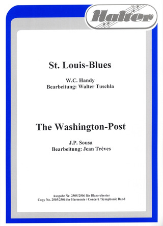 William Christopher Handy et al.: St. Louis-Blues & The Washington Post