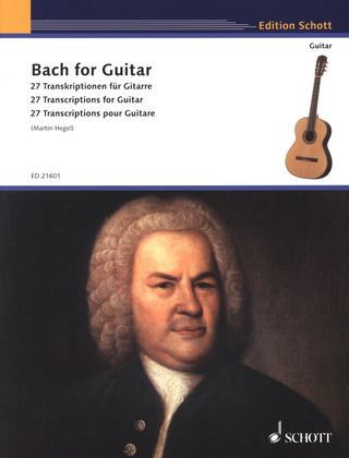 Johann Sebastian Bach: Bach for Guitar