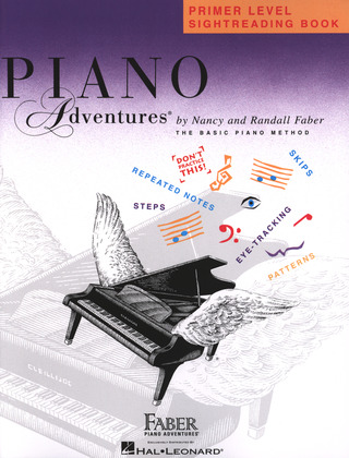 Randall Faber m fl.: Piano Adventures Primer Level - Sightreading