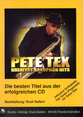 Tex Pete: Greatest Saxophone Hits
