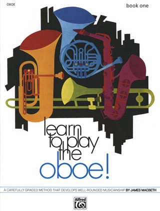 James MacBeth: learn to play the oboe! 1