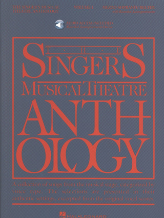 The Singer's Musical Theatre Anthology 1 – Mezzo-Soprano