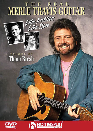 Thom Bresh: The Real Merle Travis Guitar