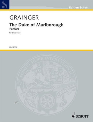 Percy Grainger: The Duke of Marlborough (1939)