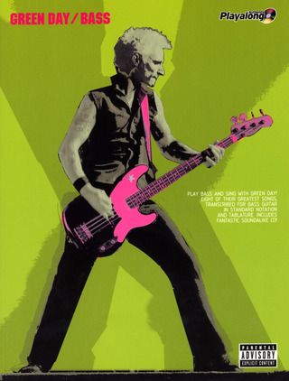 Green Day: Authentic Playalong Bass
