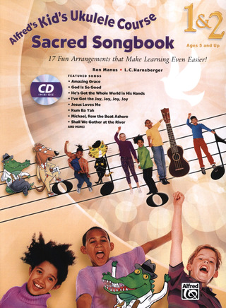 Sacred songbook 1 + 2