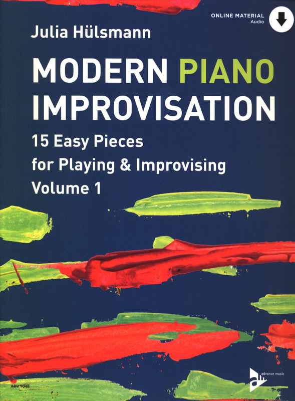 Julia Hülsmann: Modern Piano Improvisation 1