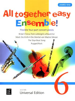 All together easy Ensemble! 6