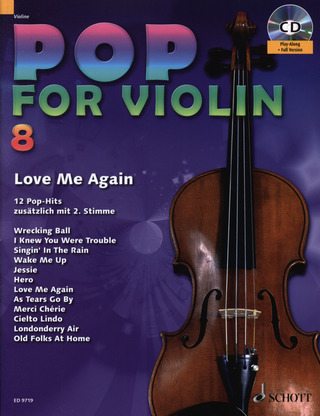Pop for Violin 8