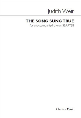Judith Weir: The song sung true