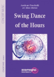 Amilcare Ponchielli: Swing dance of the Hours