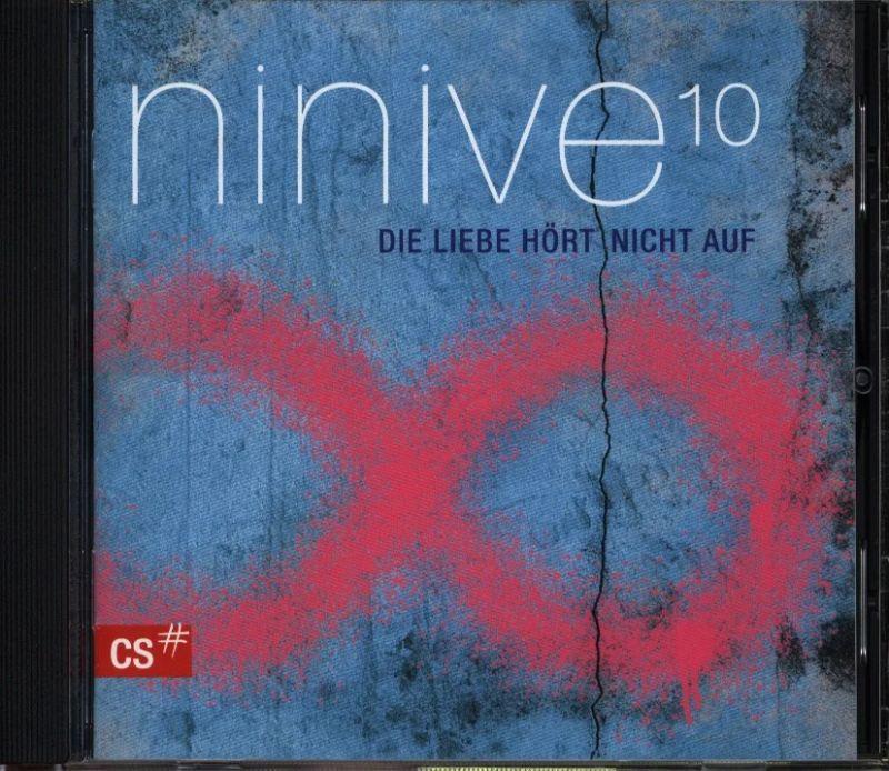 Die Liebe hört nicht auf von Ninive Studiochor | im
