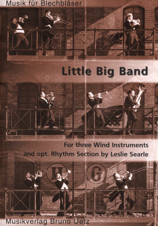 Leslie Searle: Little Big Band