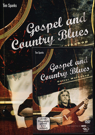 Tim Sparks: Gospel and Country Blues
