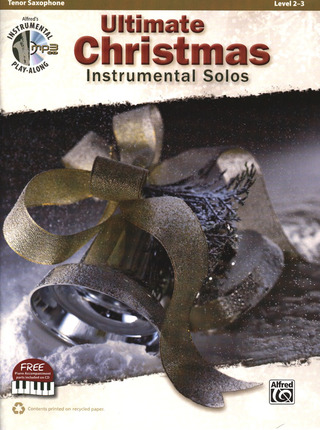 Ultimate Christmas instrumental Solos (+mp3-CD)