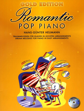 Romantic Pop Piano (Gold Edition)