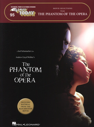 Andrew Lloyd Webber: E-Z Play Today 95: Phantom Of The Opera - Movie Selections