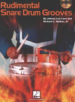 Johnny Lee Lane y otros.: Rudimental Snare Drum Grooves