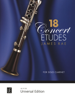 James Rae: 18 Concert Etudes