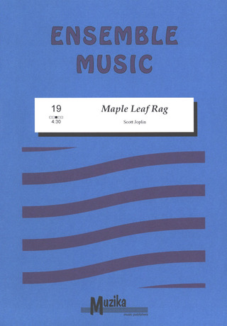 Scott Joplin: Maple Leaf Rag