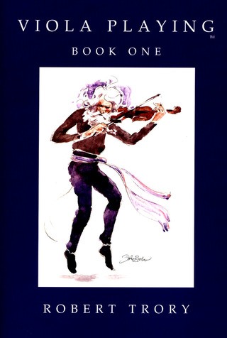 Trory Robert: Viola Playing 1