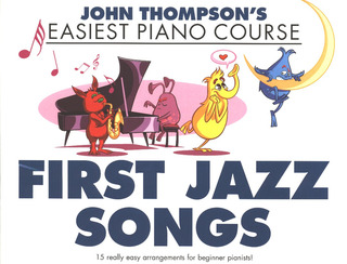 John Thompson: First Jazz Songs