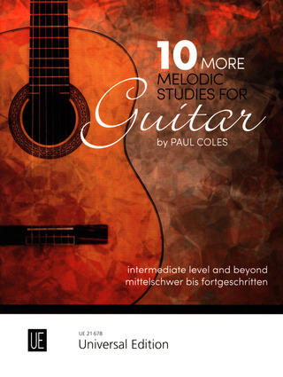 Paul Coles: 10 More Melodic Studies