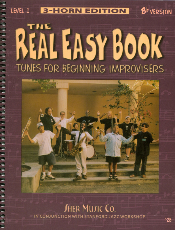 The Real Easy Book 1 – Bb