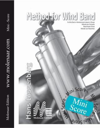 Hans Lussenburg: Method for Wind Band