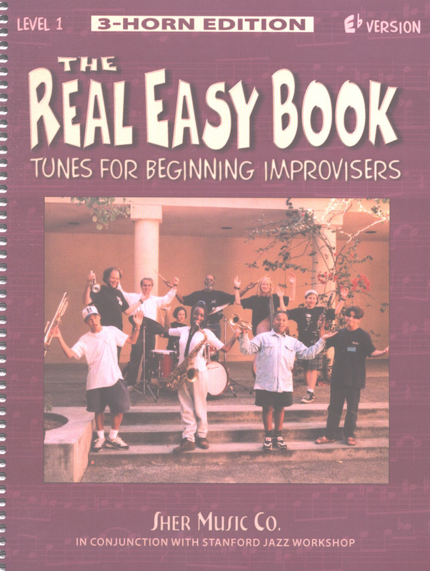 The Real Easy Book 1 – Eb
