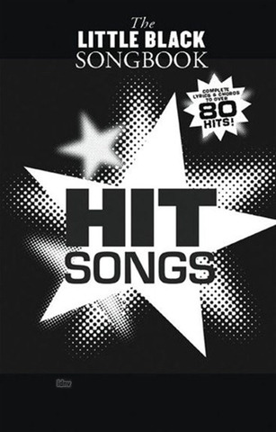 The Little Black Songbook – Hit Songs
