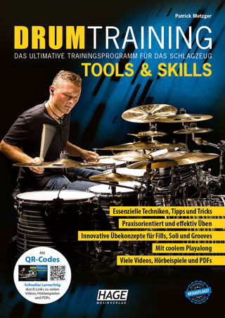 Patrick Metzger: Drum Training Tools and Skills