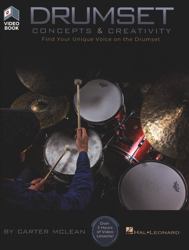 Carter McLean: Drumset Concepts & Creativity