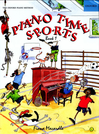 Macardle, Fiona: Piano Time Sport