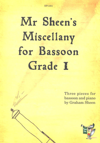 Sheen Graham: Mr Sheen's Miscellany For Bassoon