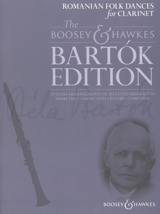 Béla Bartók: Romanian Folk Dances for Clarinet