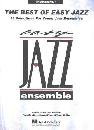 Mark Taylor: The Best Of Easy Jazz – Posaune 1