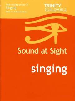 Sound At Sight - Singing - Initial Grade 2