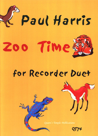 Paul Harris: Zoo Time