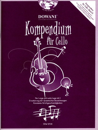 Josef Hofer: Kompendium für Cello 6