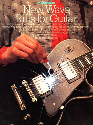 Mark Michaels: New Wave Riffs for Guitar