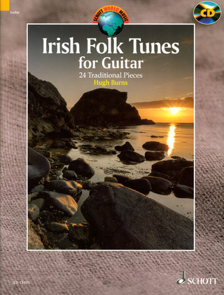 Hugh Burns: Irish folk tunes