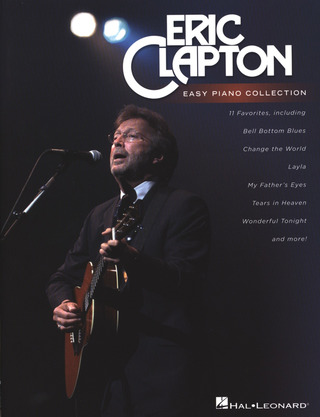Eric Clapton: Eric Clapton – Easy piano collection