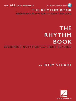 Rory Stuart: The Rhythm Book
