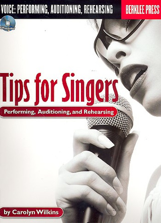 Wilkins Carolyn: Tips For Singers