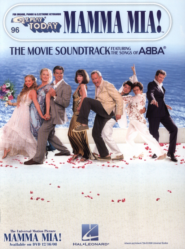 ABBA: E-Z Play Today 96: Mamma Mia!