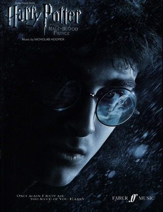 Nicholas Hooper: Harry Potter And The Half Blood Prince