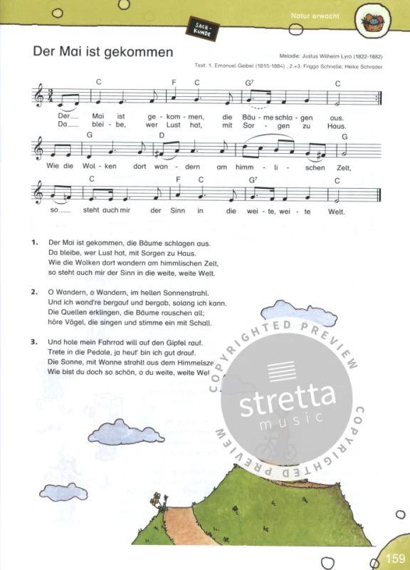 Liederbuch Grundschule Im Stretta Noten Shop Kaufen