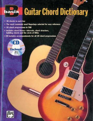 Steve Hall et al.: Basix Guitar Chord Dictionary